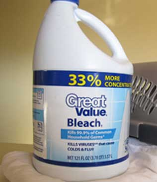 bleach-for-rashes